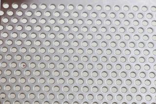Parrilla Lámina Perforada 3mm Acero Carbon Cal 20 1x0.78mt