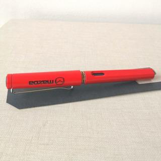 Pluma Lamy Original Color Rojo Cereza + Repuesto Tienda