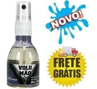 Gel Volumão Peniano Aumento Penis Erecao 50 Ml - Original