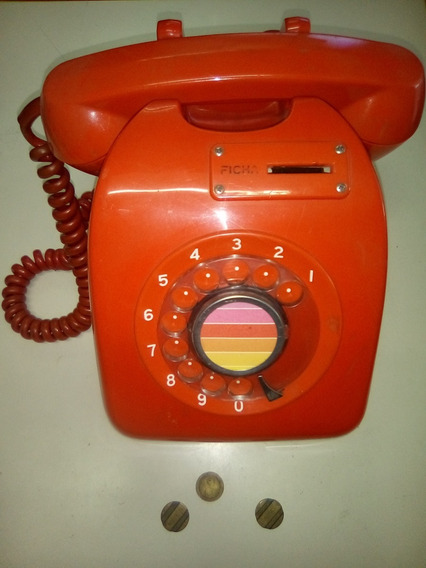 Telefono Antiguo Semipublico Entel