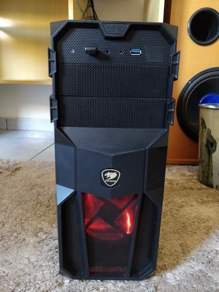 Pc Gamer C/ Gpu Sapphire Radeon Rx 480 8gb Nitro+