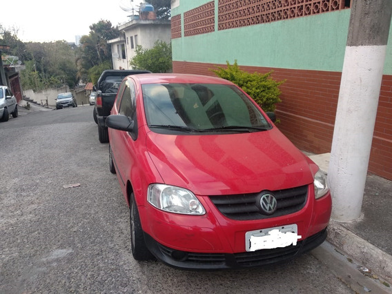 Volkswagen Fox 2008 Total Flex