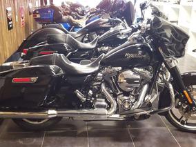Harley Davidson Street Glide 2014 Impecable Lista Para Rodar