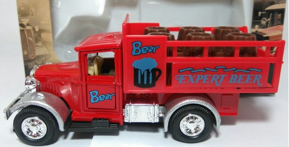 Auto Camion Antiguo Lorry Welly Esc 1/36