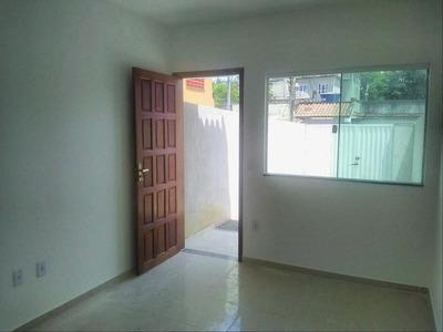Casa Em Laranjal, São Gonçalo/rj De 45m² 1 Quartos À Venda Por R$ 139.900,00 - Ca212397