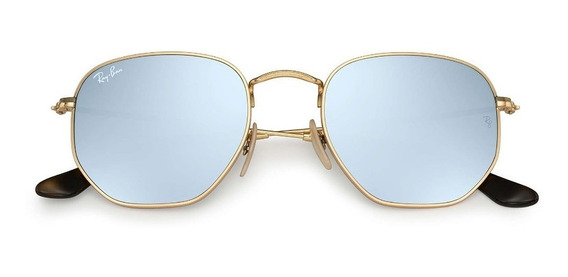 Ray Ban Hexagonal 3548 Originales Italianos
