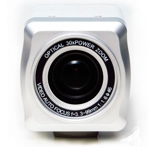 Câmera Pro Cftv Zoom 30x 1/4 Super Had Ccd Seykon