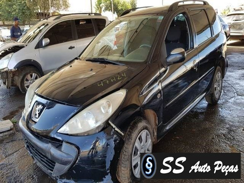 Sucata Peugeot 207 Sw 2009 - Somente Retirar Peças