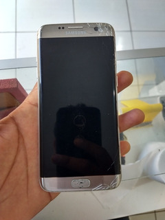 Galaxy S7 Edge Display Quebrado