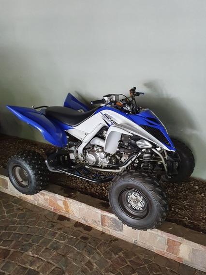Cuatriciclo Yamaha Raptor 700 2016 Unico Dueño Impecable