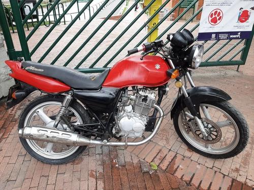 Moto Jincheng Tipo Suzuki Gs 2009 Barata $1.350.000 Bogota
