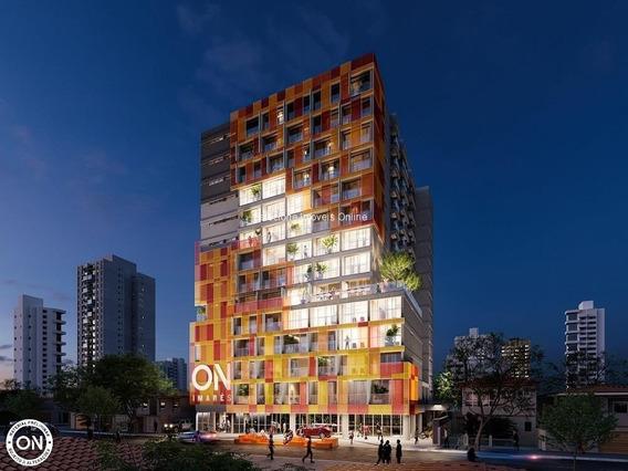 Apartamento 1 Dormitório Moema ( Ao Lado Do Metro) - Ap00117 - 34699450