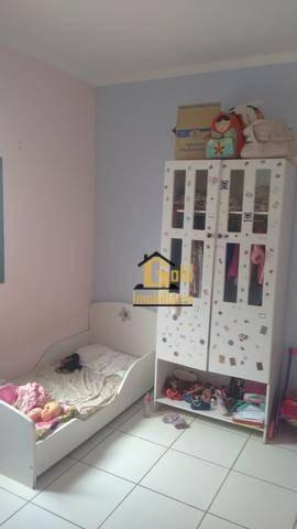Casa Com 02 Dormitórios No Bairro Pedra Branca - Ca0519