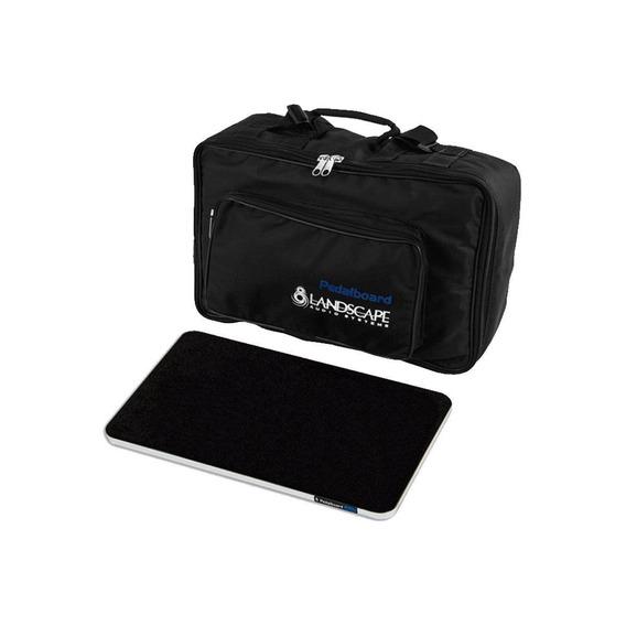 Soft Bag C Base Fixação P Pedais 45x30 Cm Pedal Board Sb200