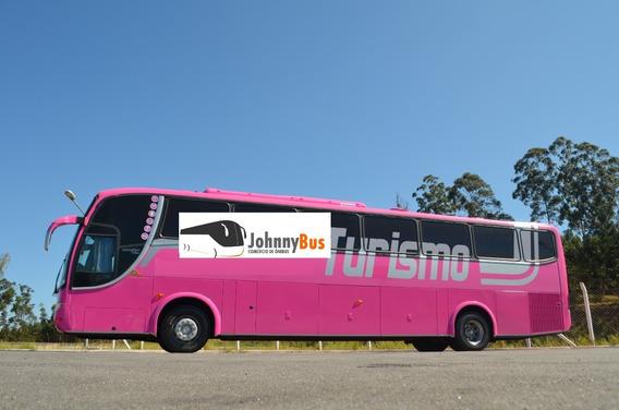 Ônibus Rodoviário Marcopolo G6 1200 - Ano 2005 - Johnnybus