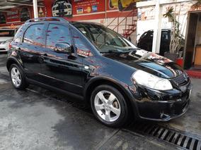 Suzuki Sx4 X Over Aut Piel A/ac 2012 Negro