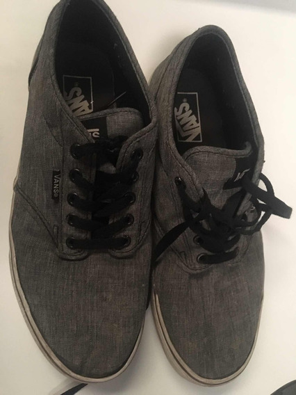 Panchas Vans Usa 9 Impecable