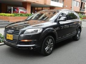 Audi Q7 3.0 Turbo-diesel, 4x4, Full Equipo, Luxury.