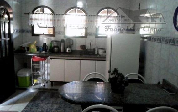 Casa A Venda No Bairro Parque Do Sol Em Guaratinguetá - Sp. - Cs212-1