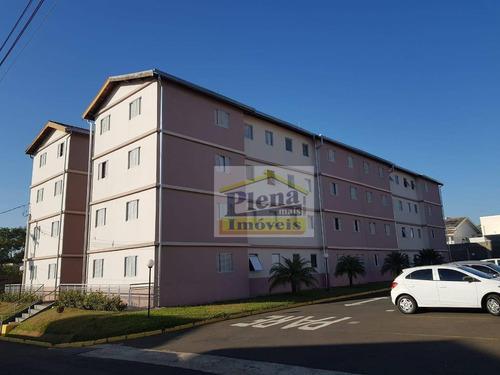 Imagem 1 de 14 de Apartamento Com 3 Dormitórios À Venda, 64 M² Por R$ 240.000 - Parque João De Vasconcelos - Sumaré/sp - Ap1243
