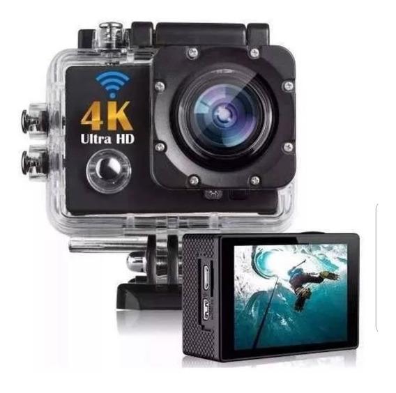 Câmera Action Go Cam Pro Sport Ultra 4k Entrega Imediata