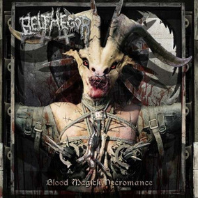 Belphegor - Blood Magick Necromance ( Cd )