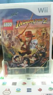 *lego Indiana Jones 2 The Adventure Continues Para Nintendo