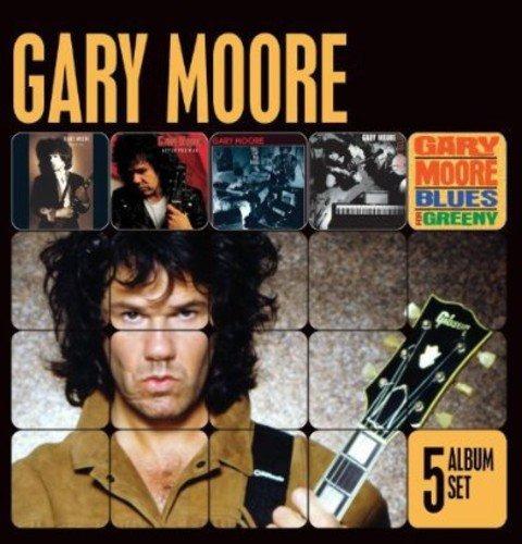 Cd : Gary Moore - 5 Album Set (holland - Import, 5 Disc)