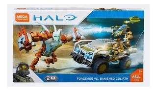 Mega Construx Halo Forge Warthog (663 Piezas)