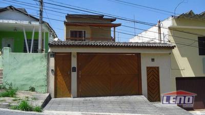 Sobrado Residencial À Venda, Penha De França, São Paulo. - So0277