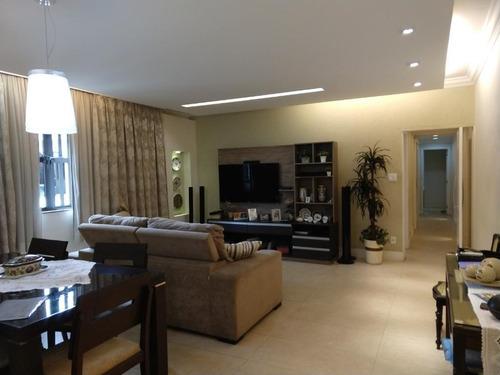 Apartamento Em Pompéia, Santos/sp De 131m² 3 Quartos À Venda Por R$ 749.000,00 - Ap403931