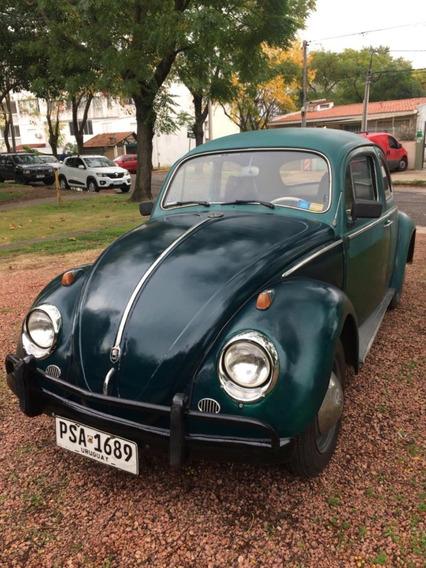 Volkswagen Fusca 1963