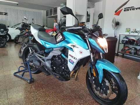 Cf Moto Nk 400 - Impecable- Financiacion!!!