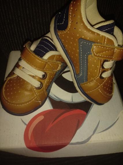 Sapato Cravinho Casual Klin