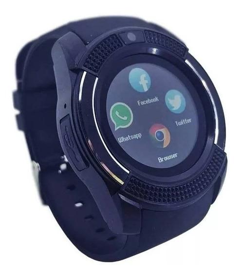2 Relógio Inteligente Smartwatch Suporte/cartão Câmera