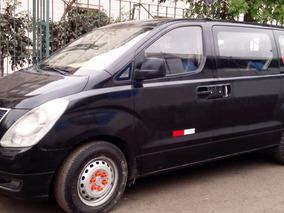 Vendo Minivan Hyundai H1, Modelo H-1 M/bus, Diesel Mecánica