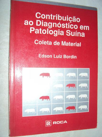 Contribuição Ao Diagnóstico Em Patologia Suína: Coleta De Ma