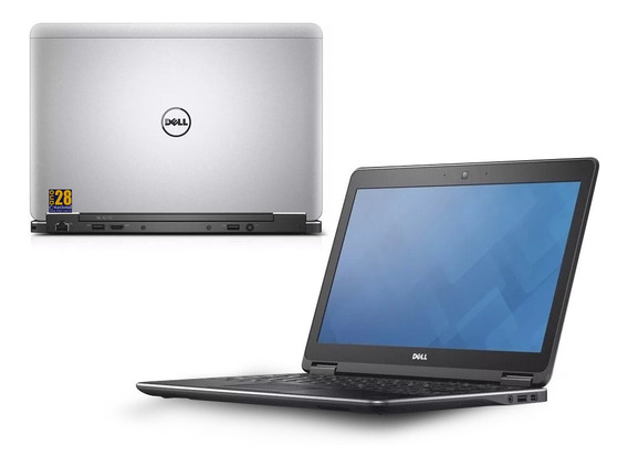 Notebook Dell Latitude E7240 12.5 I5 8gb 120gb Ssd