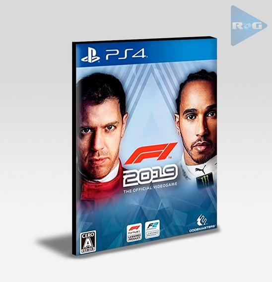 F1 2019 Português - Ps4 2 - Envio Agora