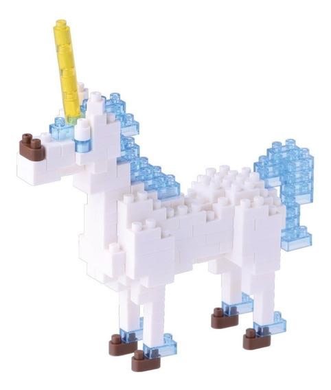 Nanoblock Unicornio Juguete Rompecabezas Juego Niña Regalo