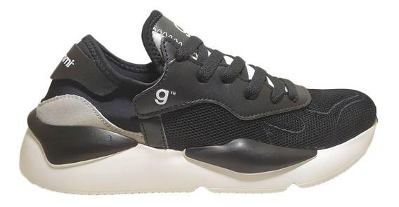Zapatillas Deportivas Dama Gummi Space Negro N° 35 / 40