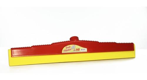 Imagem 1 de 2 de Rodo Plastico Hb Rosca Universal Sem Cabo 40-cm 24 Uniades