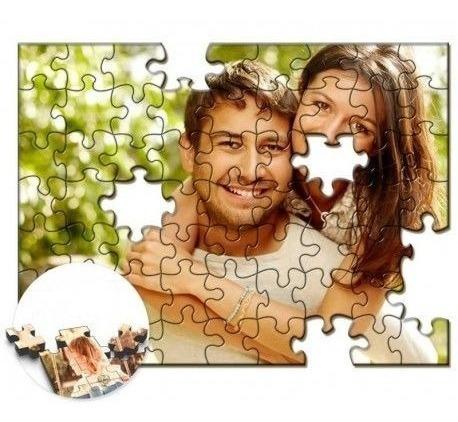 Imagen 1 de 4 de Rompecabezas Personalizado Puzzle 240 Piezas R4