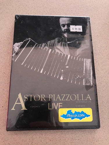 Astor Piazzolla Live Dvd