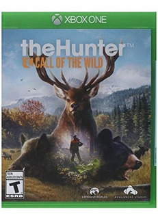 Thehunter: Call Of The Wild - Xbox One.