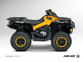 Can Am Outlander 1000 Max Xt 0km 2018 En Stock