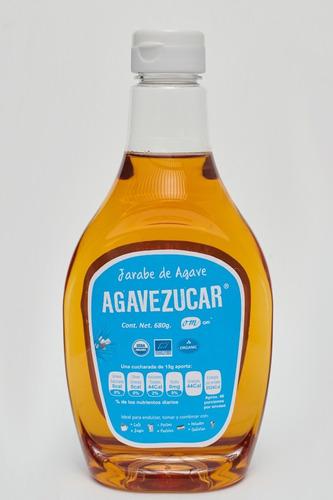 Agavezucar Jarabe De Agave Líquido Botella 680g