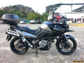 Suzuki Vstrom Dl 650 501 Cc O Más