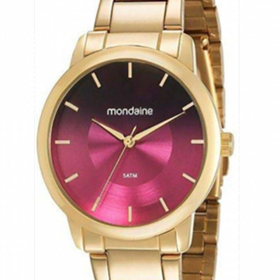 Relógio Mondaine Feminino Original 53606lpmvde3 + Nfe