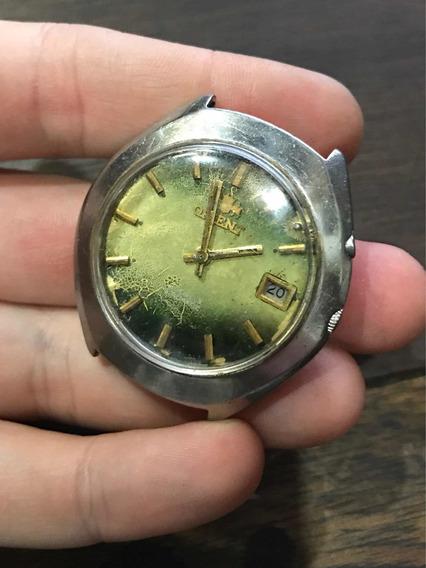Relógio De Pulso Automatic Orient Antigo 650 Frete Grátis